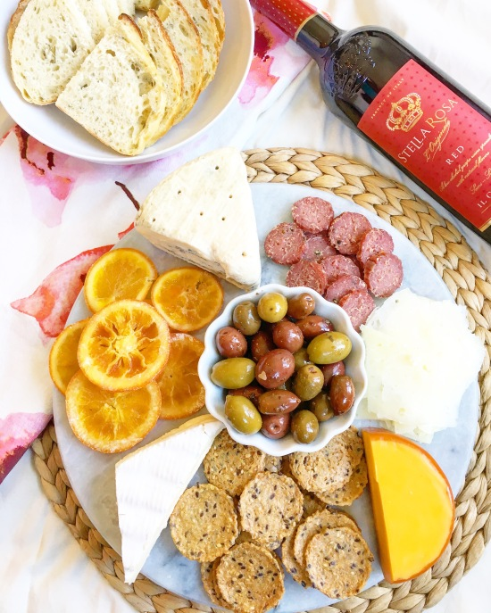 How To Create A Gluten Free Cheese Platter Champagne For Breakfast